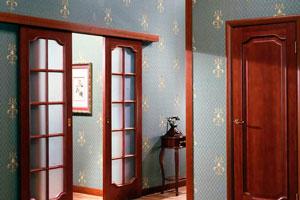 Межкомнатные двери эконом класса