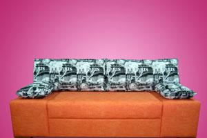 Двухместный диван Toledo