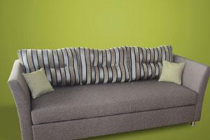 Трехместный диван Тюльпан