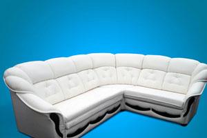 Трех-,четырехместный угловой диван Modern