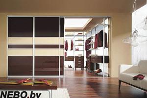 Шкафы в гардеробной - 5