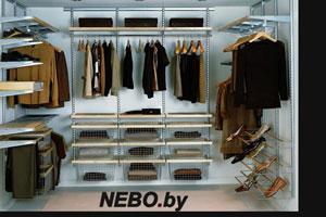 Шкафы в гардеробной - 6