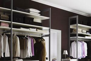 Шкафы в гардеробной - 8