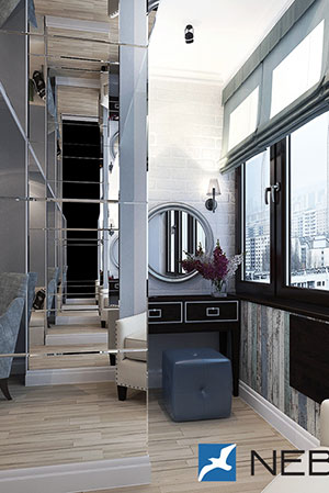 Элитный дизайн интерьера квартир, портфолио