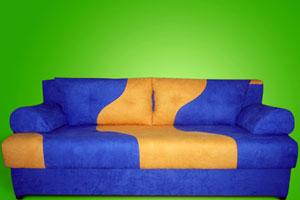 Спальный диван - Unior