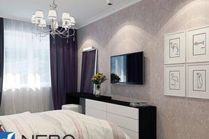 Дизайн интерьера маленькой комнаты - фото