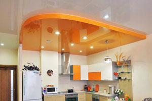 Совмещенные кухни - 6