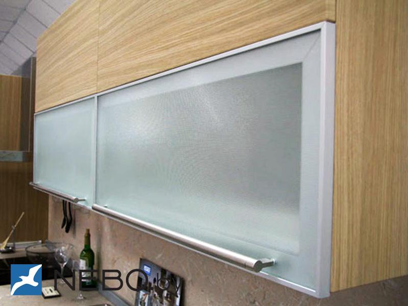 Алюминиевые профиля для мебельных фасадов - минск.