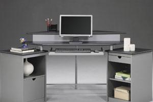 Угловой компьютерный стол - 18