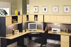 Угловой компьютерный стол - 14