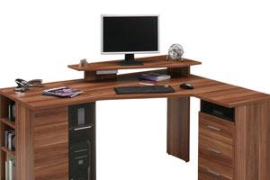 Угловой компьютерный стол  - 8