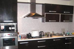Кухни из крашенного МДФ - 12