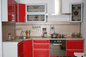 Кухни пластик - 3