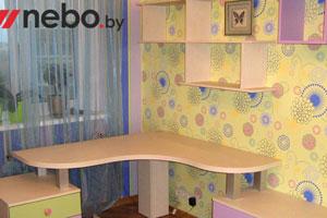 Мебель для детской № 1