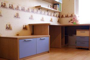Мебель для детской № 9