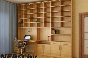 Мебель для библиотеки - 1