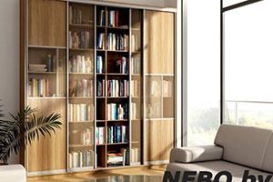 Мебель для библиотеки - 2