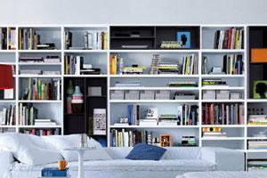 Мебель для библиотеки - 10