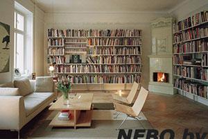 Мебель для библиотеки - 12
