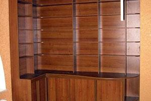 Мебель для библиотеки - 15