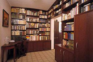 Мебель для библиотеки - 16