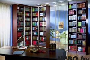 Мебель для библиотеки - 18