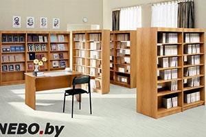 Мебель для библиотеки - 19