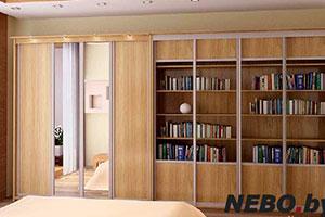 Мебель для библиотеки - 20