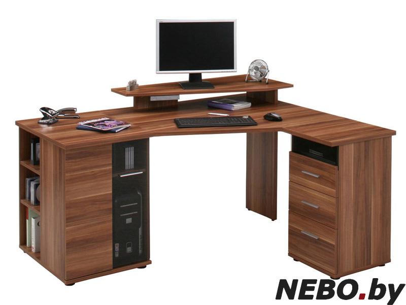 Юниор 1 Стильный, компактный и удобный компьютерный стол Юниор 12 Угловой компьютерный стол - компактный