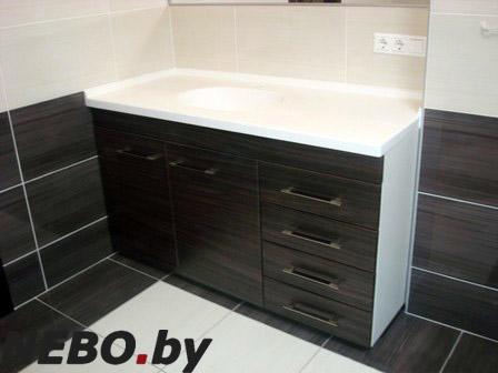Мебель для ванной комнаты на заказ в