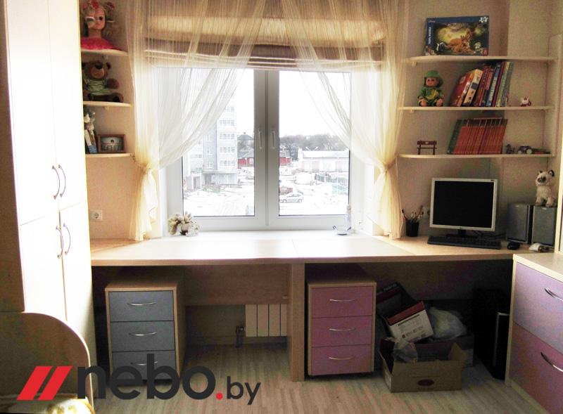 Подростковая мебель в минске на заказ - фото.