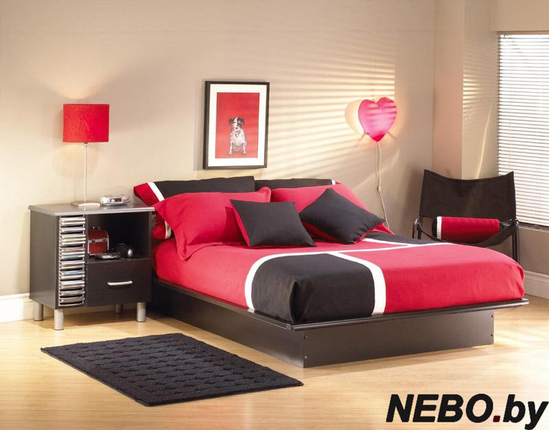 Большие кровати двуспальные
