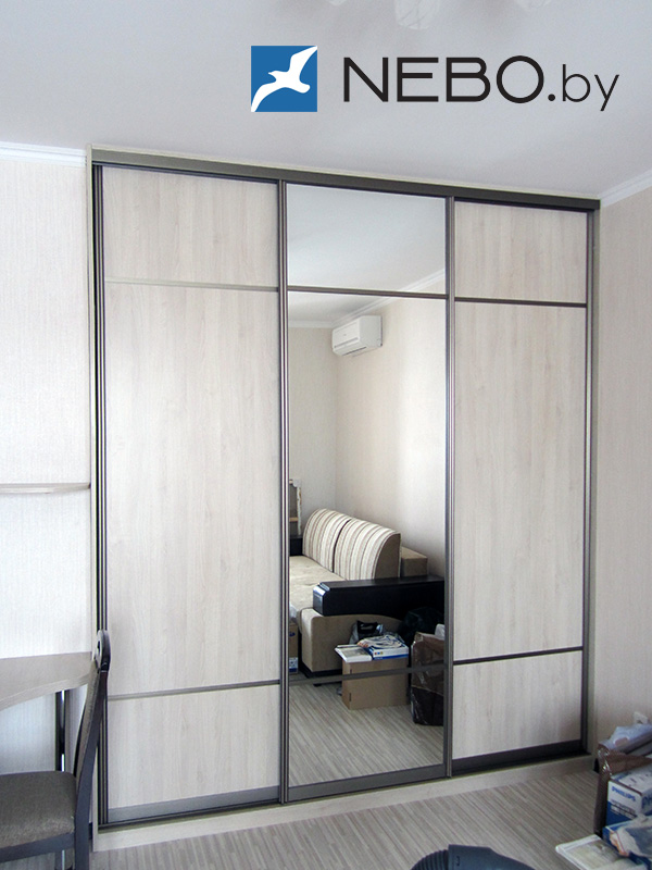 Дизайн фасадов шкафа-купе фото