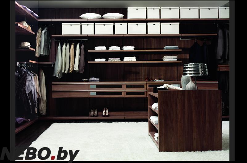 шкафы-купе для гардеробной - Москва