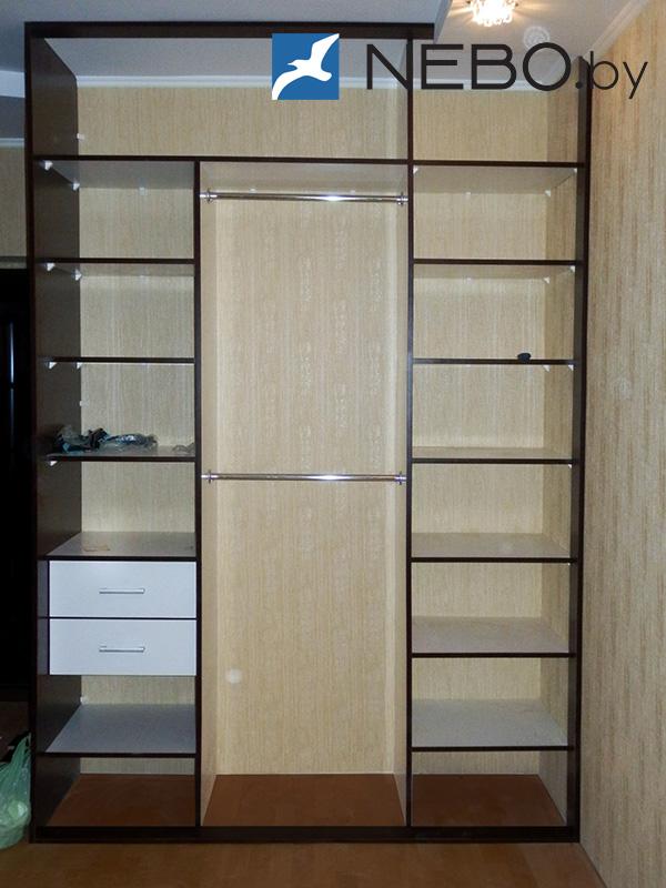 шкафы купе фото дизайн внутри фото