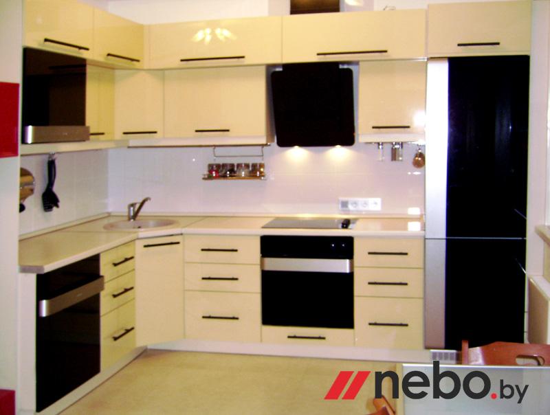 Кухни цвета ваниль фото и дизайн