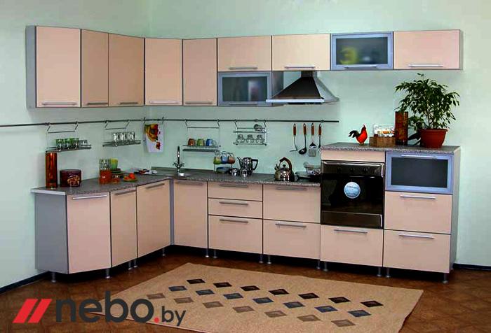 кухни кремового цвета фото