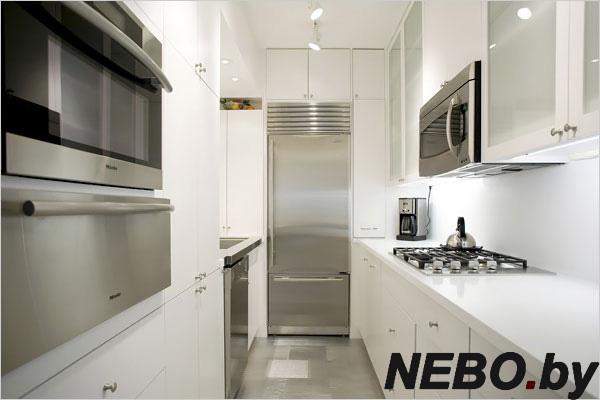 кухни светлые фото