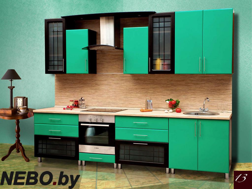 Зеленые кухни 3