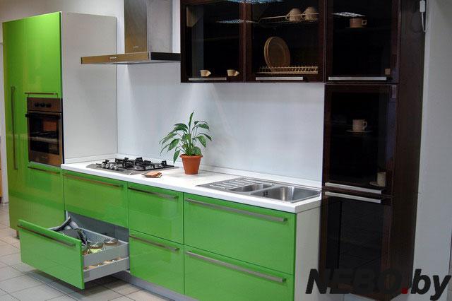 Зеленые кухни 2
