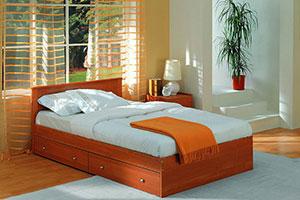 Двуспальная кровать - 18