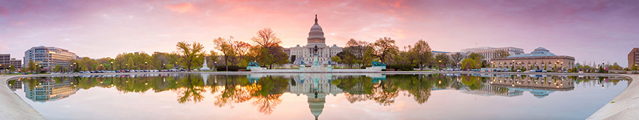 Скинали - Белый дом в Вашингтоне