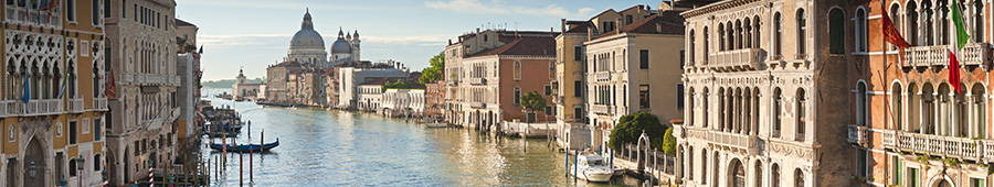 Скинали - Канал в Венеции