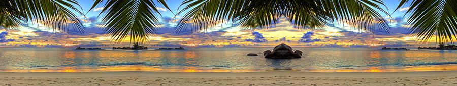 Скинали - Рассвет на море