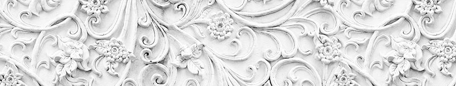 Скинали - Изящная лепнина на фасаде