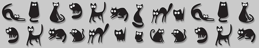 Скинали - Многоликая и веселая черная кошка