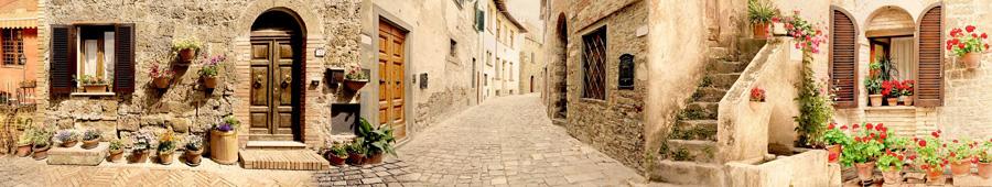Скинали - Итальянские улочки