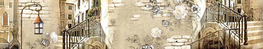 Скинали - Дворик-стена в Венеции