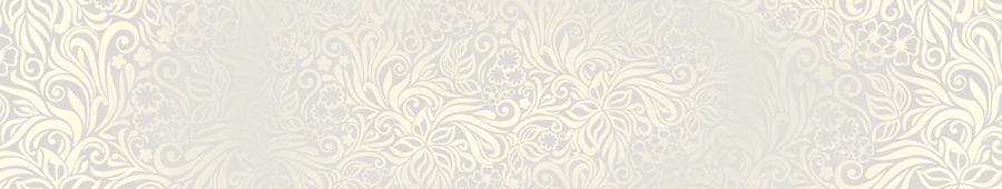Скинали - Растительные мотивы на светлом фоне