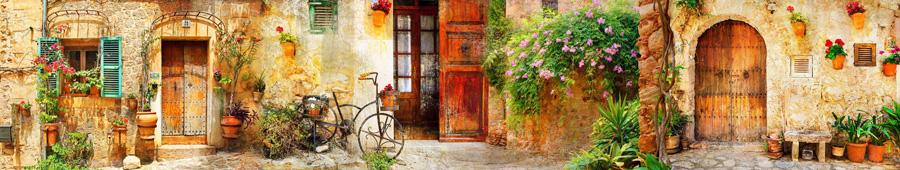 Скинали - Улочка летней Испании
